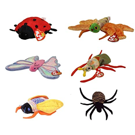 e9dca421f75 Image Unavailable. Image not available for. Color  TY Beanie Babies ...