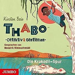 Die Krokodil-Spur (Thabo - Detektiv und Gentleman 2)