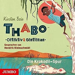 Die Krokodil-Spur (Thabo - Detektiv und Gentleman 2) Hörbuch