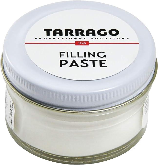 Tarrago | Filling Paste Jar 50ml | Pasta de Relleno para Reparar Todo Tipo de Calzado de Cuero, Cuero Sintético y Goma