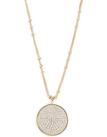 85601ee05 gorjana Women's Pristine Coin Necklace