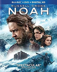 Cover Image for 'Noah (Blu-ray + DVD + Digital HD)'