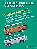 Volkswagen Vanagon Official Factory Repair Manual: 1980, 1981, 1982, 1983, 1984, 1985, 1986, 1987, 1988, 1989, 1990, 1991: Including Diesel, Syncro, and Camper