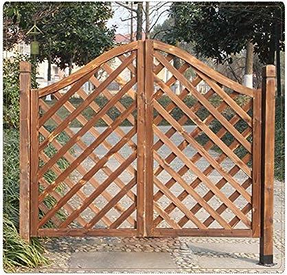GuoWei Jardín Balanceo Puerta Puerta de Vaivén Patio Entrada Bar ...