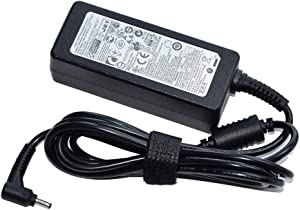 40W 19V 2.1A Power Adapter AC Chargers Compatible with Samsung NP530U3C 940X3G, Ultrabook 530U3B 530U3C 535U3C NP530U3B 940X3L 940X5J Laptop Charger