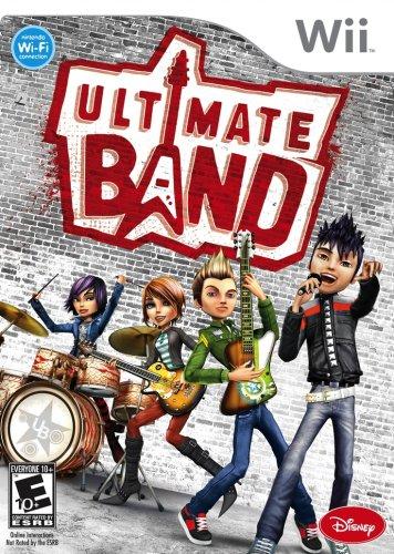 Ultimate Band - Nintendo Wii