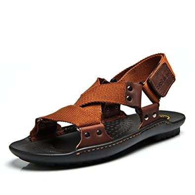 Mallimoda Herren Sommer Outdoor Strand Schuhe Breathable Anti Rutsch Sandalen