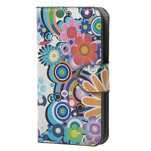 20 opinioni per Samsung Core Plus G3500 Custodia Flip,in Pelle Protettiva Custodia Wallet Cover