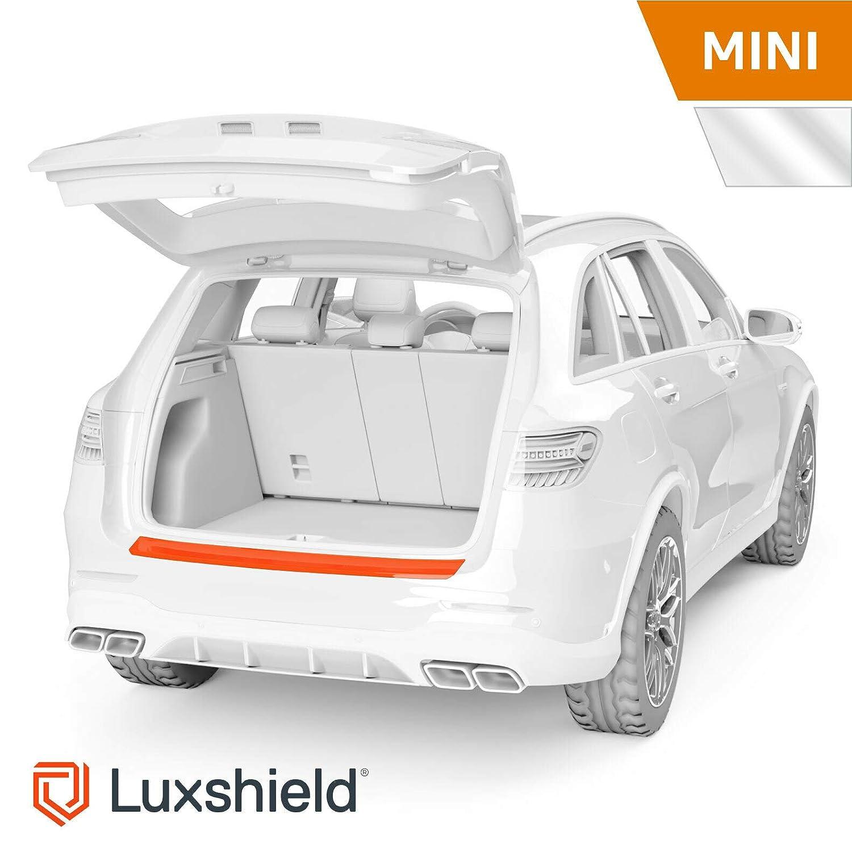 is-tuning passgenau f/ür ***Audi A4 B9 Avant*** ab 2015 Lackschutzfolie Ladekantenschutz transparent