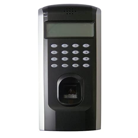 biométrico de huellas digitales reloj de tiempo de asistencia sistema de control de acceso puerta y
