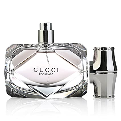ed40b093a Buy Gucci Women's Bamboo Eau De Parfum Spray (2.5oz) Online at Low Prices  in India - Amazon.in