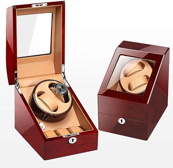Caja Relojes Automaticos Rotador automático de Relojes con Caja de ...