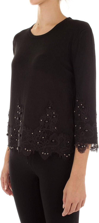 Gaudi 921FD53013 Pullover Femmes Noir