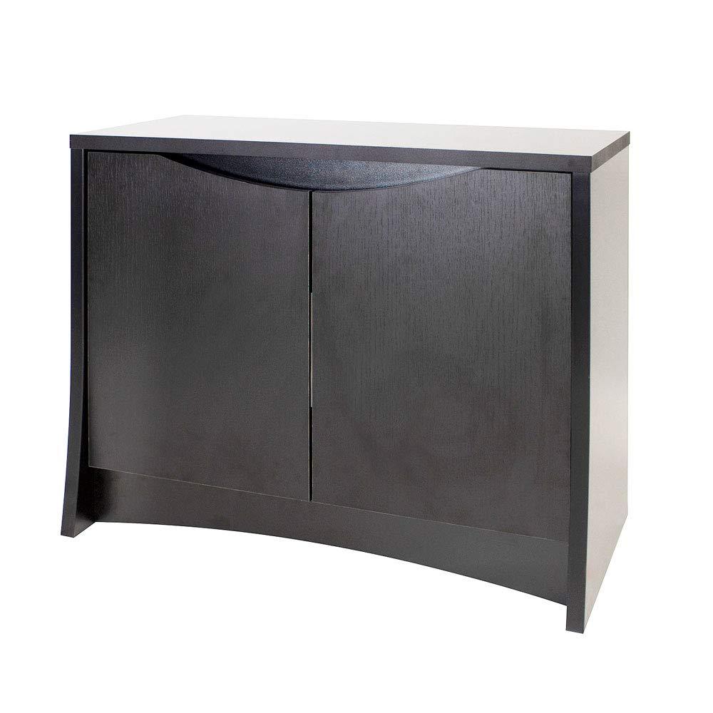 Fluval 14985 Flex 123 L Deluxe cabinet Black,Black