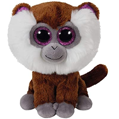 TY Beanie Boo 36847 Tamoo the Monkey 15cm: Toys & Games