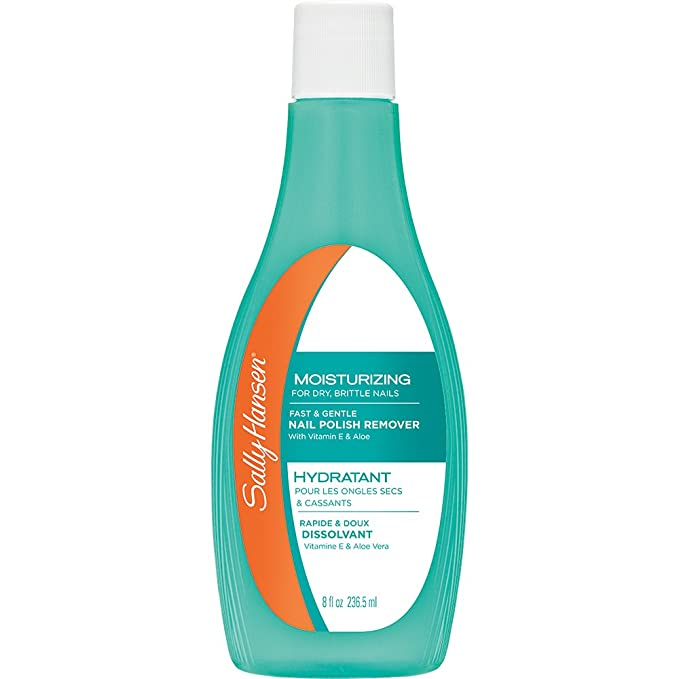 Buy Sally Hansen Nail Polish Remover for Dry and Brittle Nails ...