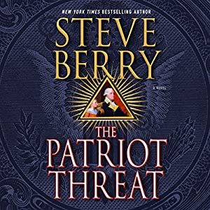 The Patriot Threat Hörbuch