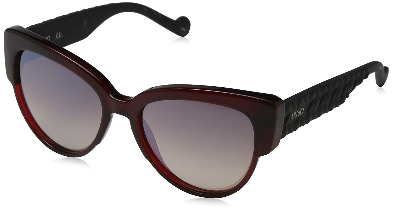 Liu Jo Lj674S 604 54, Gafas de Sol para Mujer, Burgundy ...