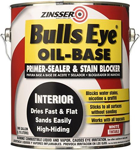 - RUST-OLEUM 03541 Bullseye Oil Base Primer