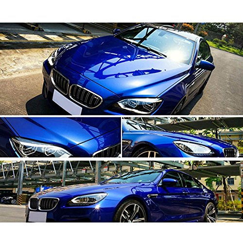 HOHO Auto Car Body Vinyl Wrapping Glossy Pearl Film Paint Sticker 1.52Mx18M (Pearl Auto Body)
