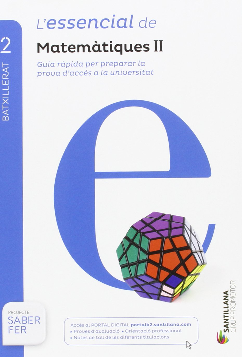 MATEMATIQUES II SERIE RESOL 2 BTX SABER FER - 9788491302797: Amazon.es: Aa.Vv.: Libros