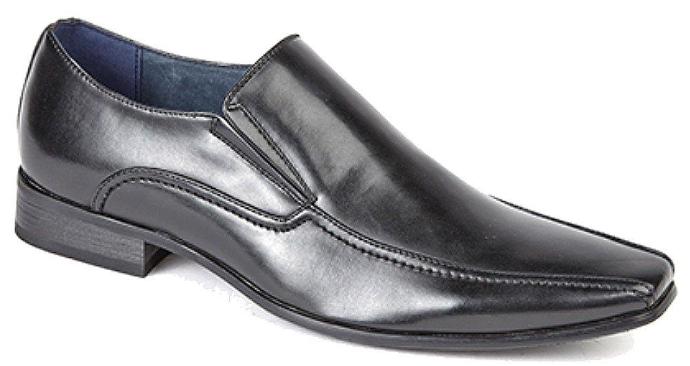 Route 21 Paire de chaussures pour homme avec double soufflet et doublure en cuir  Tailles 39-48: Amazon.fr: Chaussures et Sacs