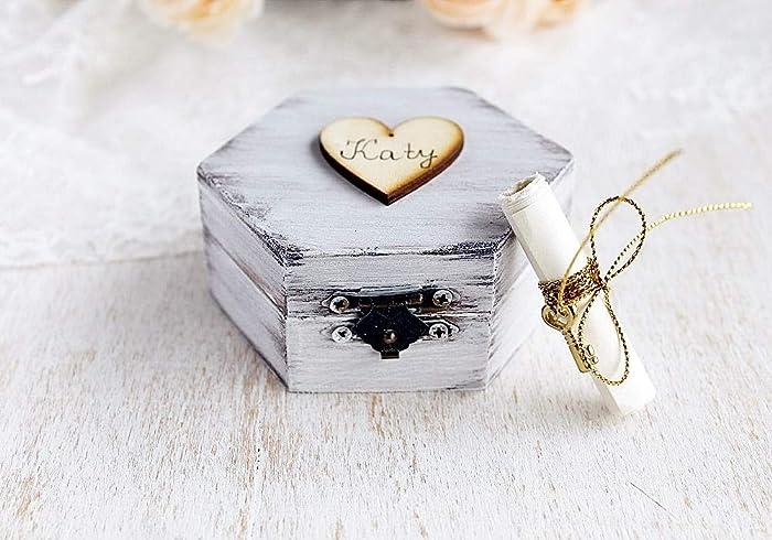 Will You Be My Bridesmaid Box Bridesmaid Gift Box Maid Of Honor