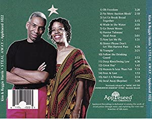 Steal Away - Songs of the Underground Railroad