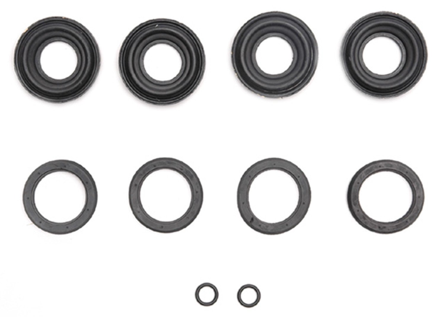 ACDelco 18H1147 Professional Front Disc Brake Caliper Boot and Seal Kit with Boots, Seals, and Bushings