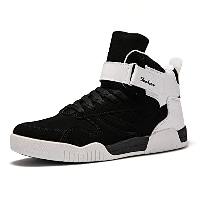 Shoes Men Sneakers Justin Bieber Men Boots Superstar Hip Hop Shoes Men High Top Shoes Men