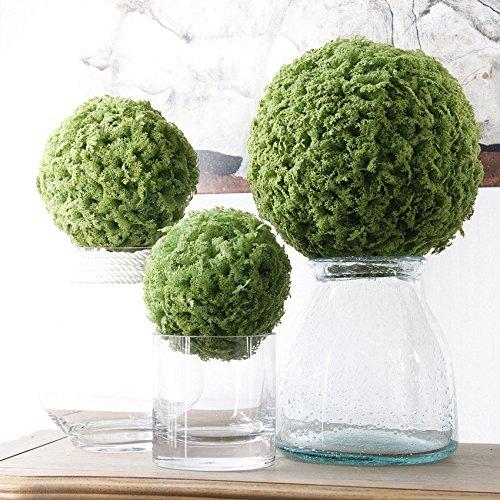 JAROWN Artificial Moss Green Grass Ball Fake Plants for Hanging Garland Home Garden Yard Decor (22cm) by JAROWN (Image #6)