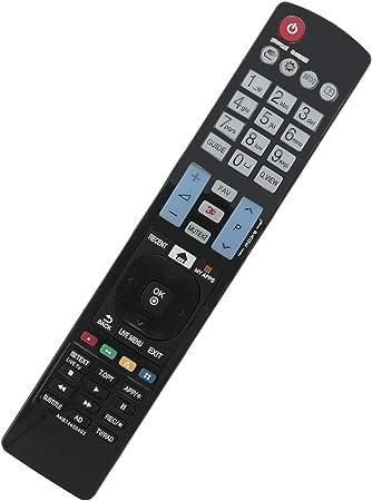 ALLIMITY AKB74455403 Control Remoto reemplazado por LG TV 32LF652V ...