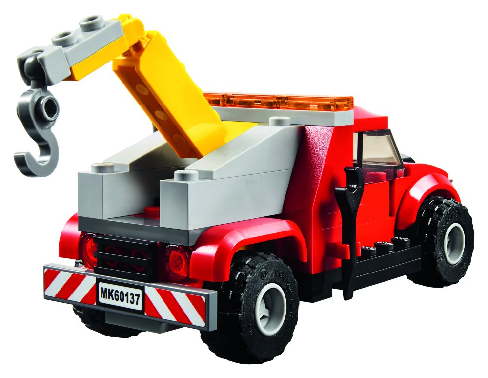 Amazon Lego City Police Tow Truck Trouble 60137 Building Toy
