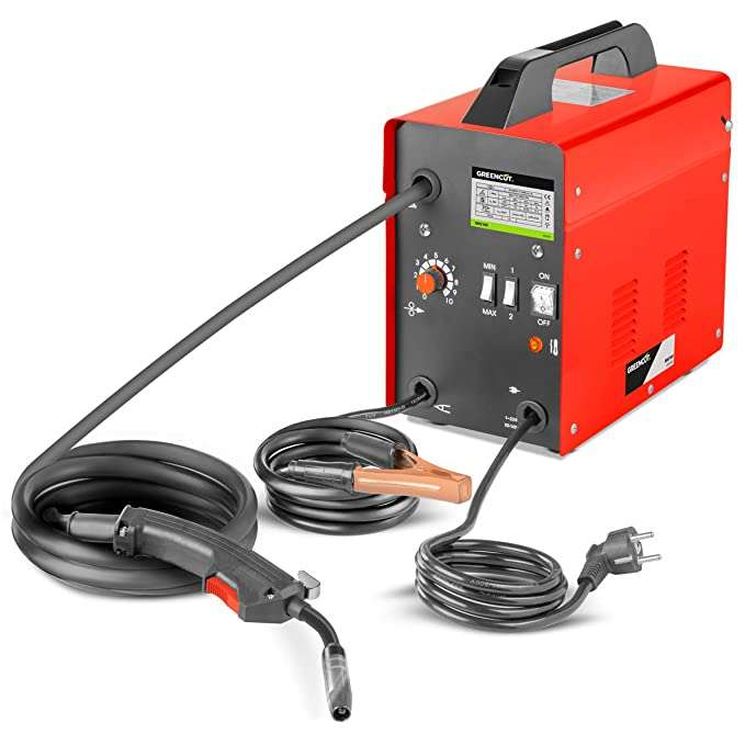 Soldador de hilo continuo con gas turboventilado: Amazon.es: Bricolaje y herramientas