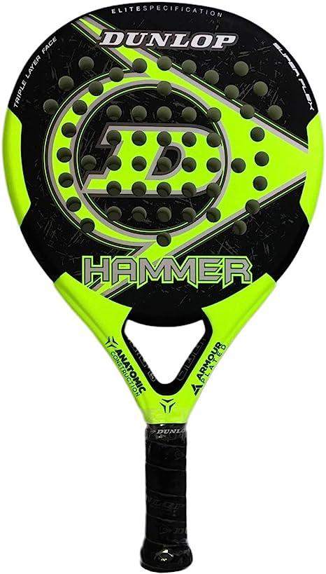 DUNLOP Hammer - Pala de padel, Unisex Adulto, Amarillo: Amazon.es ...