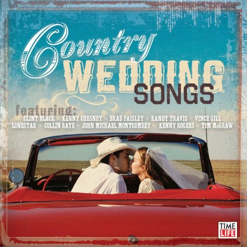 Country Wedding Songs by CD