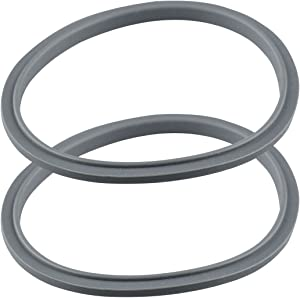 2 Pack Gray Gaskets Replacement Part Compatible with Nutri Bullet 600W 900W Blenders