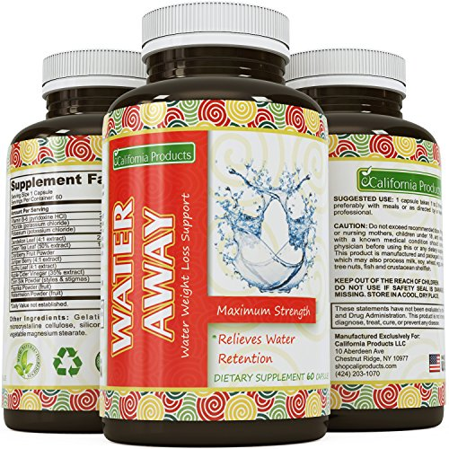 Pure Water Pills Rapid Weight
