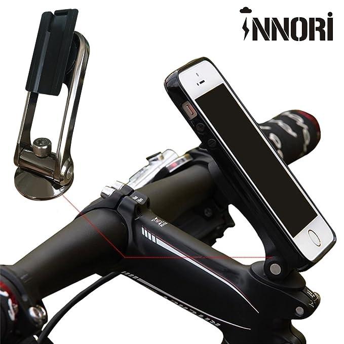 7 opinioni per INNORI® Supporto Telefono Bici Universale Supporto Manubrio Bicicletta Adatto
