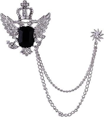 bijoux épingle à foulard homme