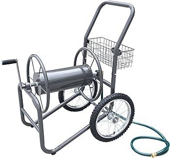 Liberty Garden 880-2 Hose Reel Cart with 2 Wheels