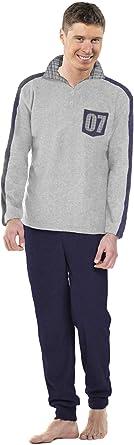 Pijama de Coralina Juvenil Modelo Charlie JR (9/10, Gris ...
