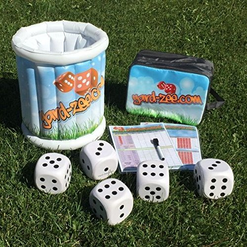 Premium Yardzee Game Soft Squishy 4