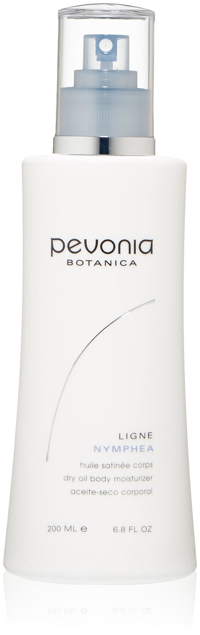 Pevonia Dry Oil Body Moisturizer-Ligne Nymphea, 6.8 Fl Oz