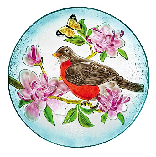 Bird and Blooms Bird Bath