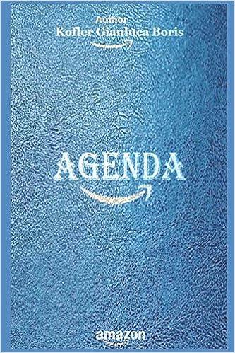 Amazon.com: Agenda (Italian Edition) (9781521295281): Kofler ...