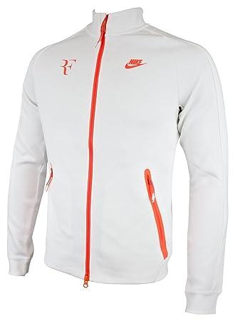 671688207001 Nike Roger Federer Premier Jacket Upper Body