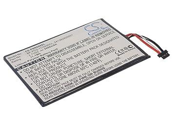 Ebook Reader batería de Li-polímero de litio 3000 mAh/11,1 wh 3,7 ...