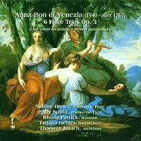 Flötentrios Op. 3