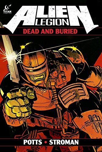 Alien Legion: Dead And Buried by Titan Comics